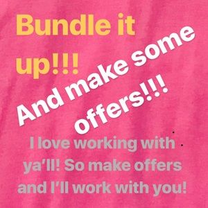 Offers Welcomed!!!
